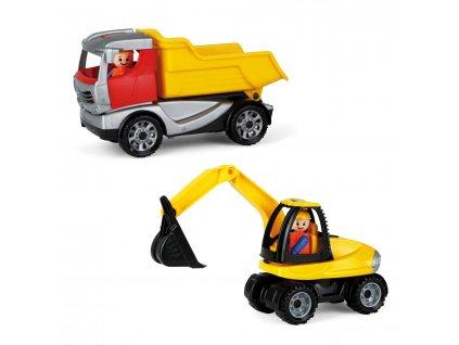 Auto Truckies set stavba