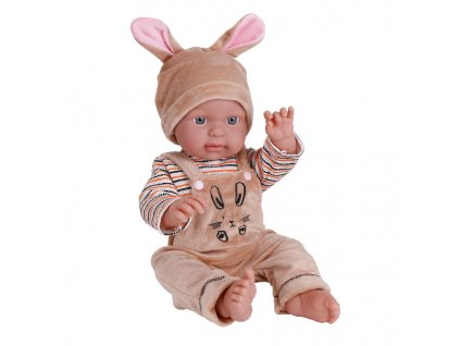 Panenka mimino 40 cm v oblečku