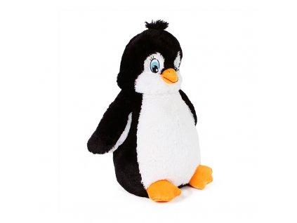 Velký plyšový tučňák Frosty 60 cm