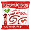 Kiddylicious žížalky jahodové (12g)