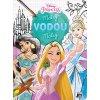 Omalovánka A4 Maluj vodou Disney Princezny
