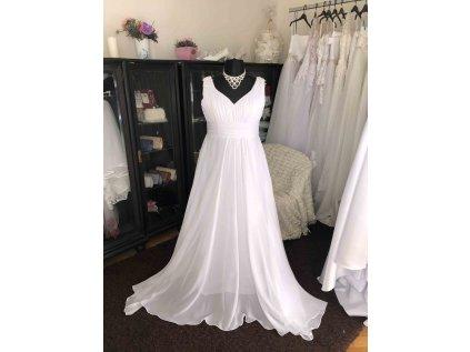 antické svatební šaty Boho
