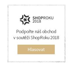 Hlasujte pro Pletánky v soutěži ShopRoku 2018
