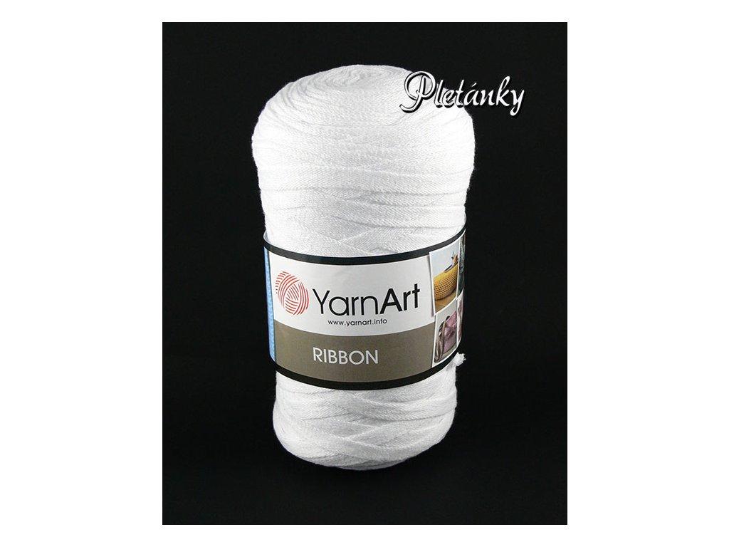 Ribbon 751 - bílá