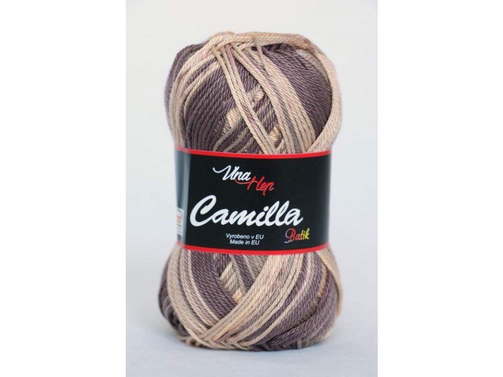 Příze Camilla batik 9615, VH