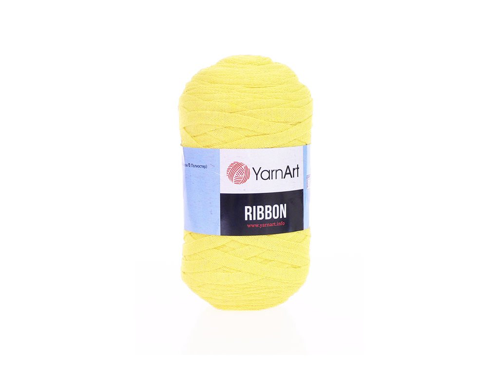 Ribbon 754 - žlutá