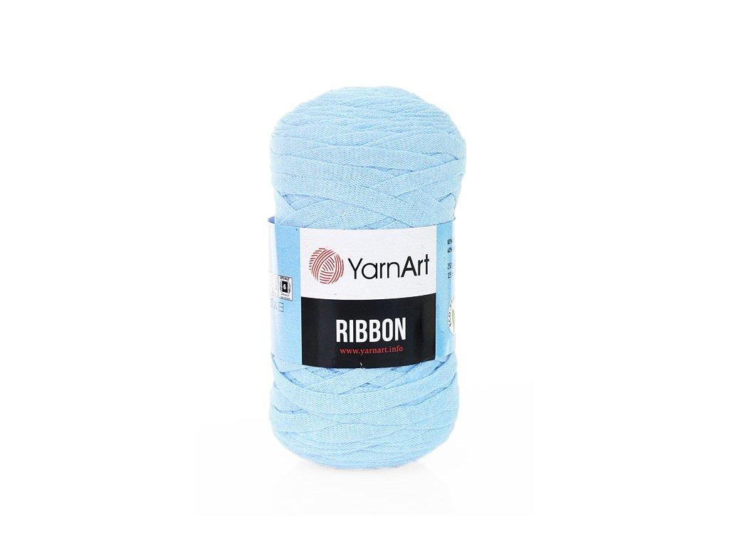 Ribbon 760 - světle modrá