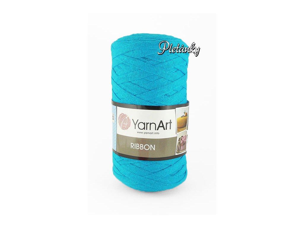 Ribbon 780 - tyrkysová