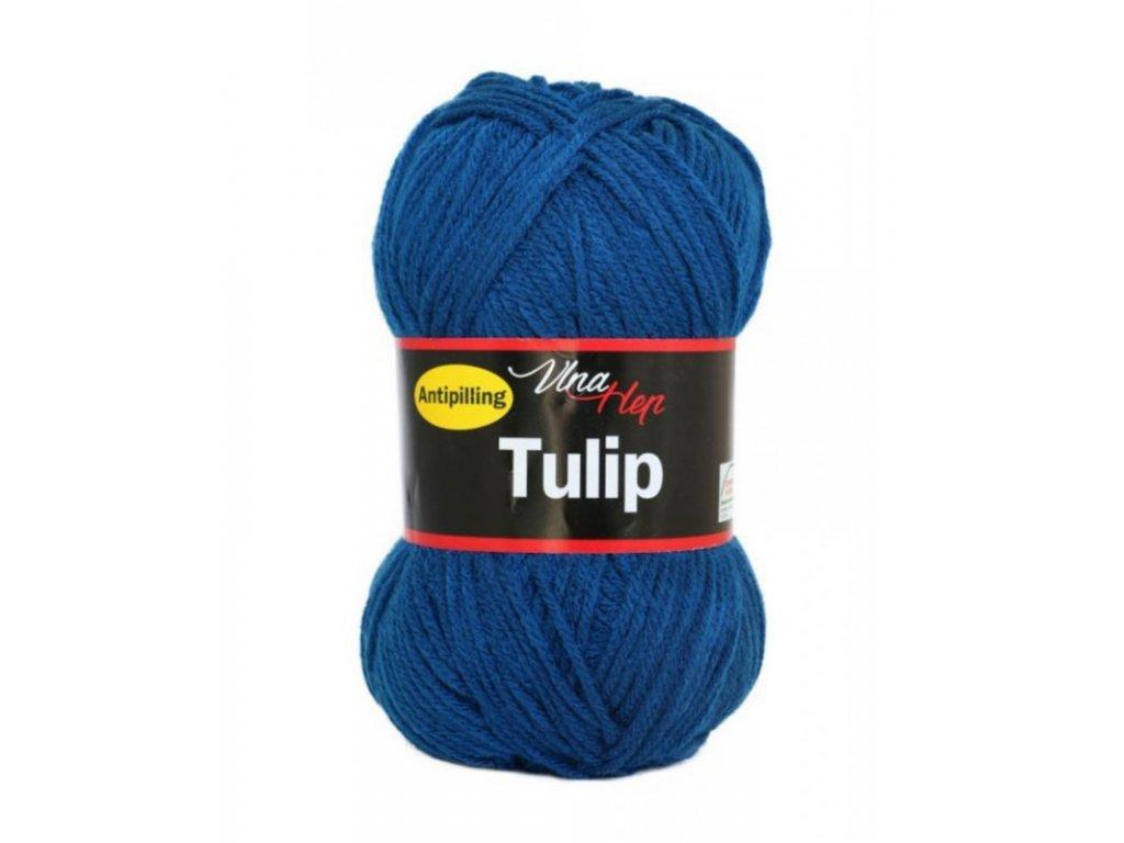 Příze Tulip 4103 - modrá