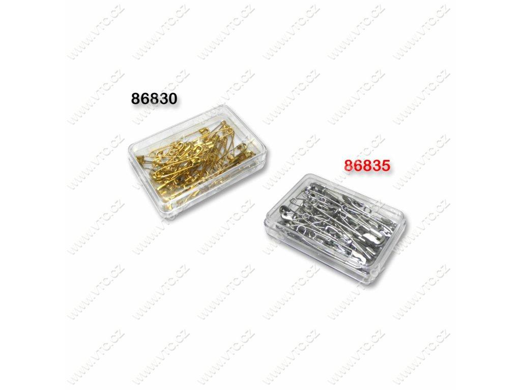 86835 spendlik zaviraci nadruzene velikosti 45 ks nikl