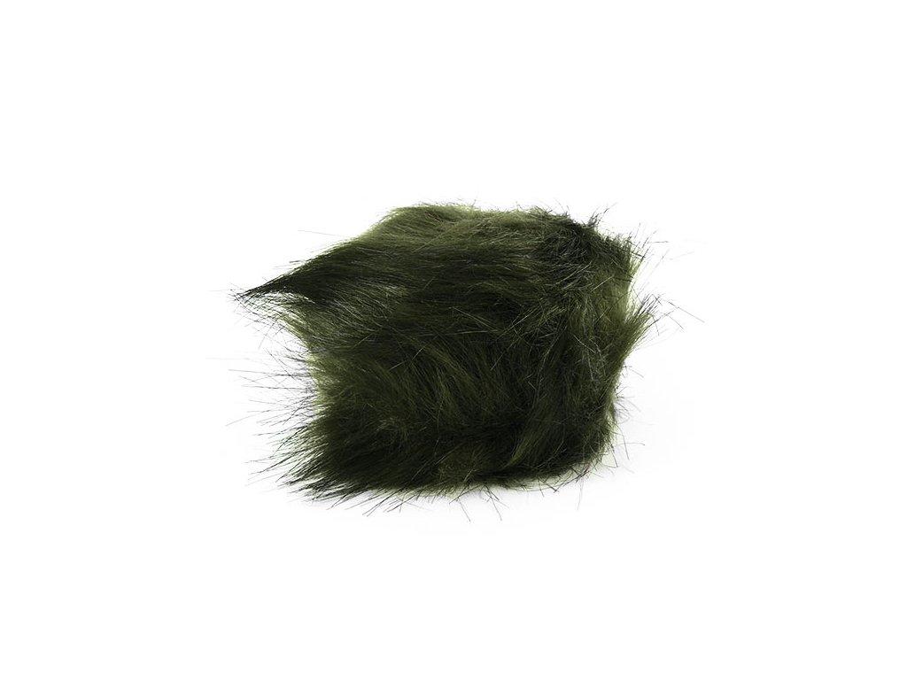 Bambule 12 cm - 15 myslivecká zelená