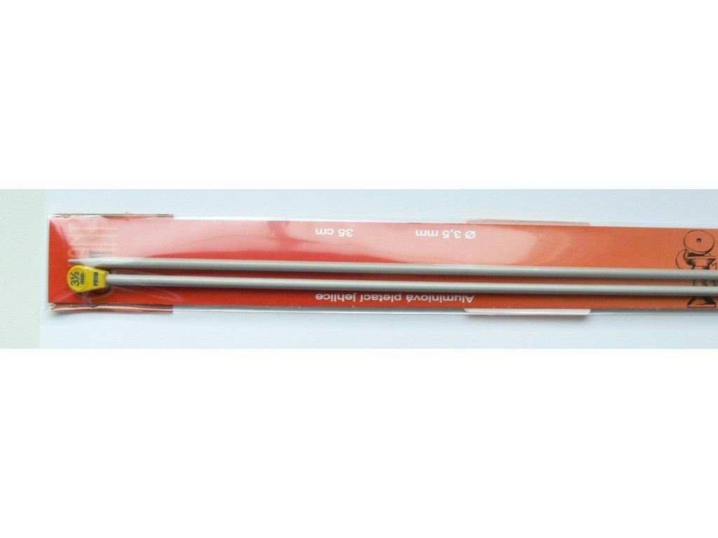 Pletací jehlice Galant ALU 3.5 mm