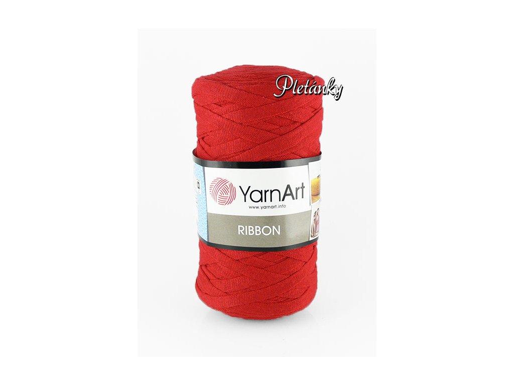 Ribbon 773 - červená