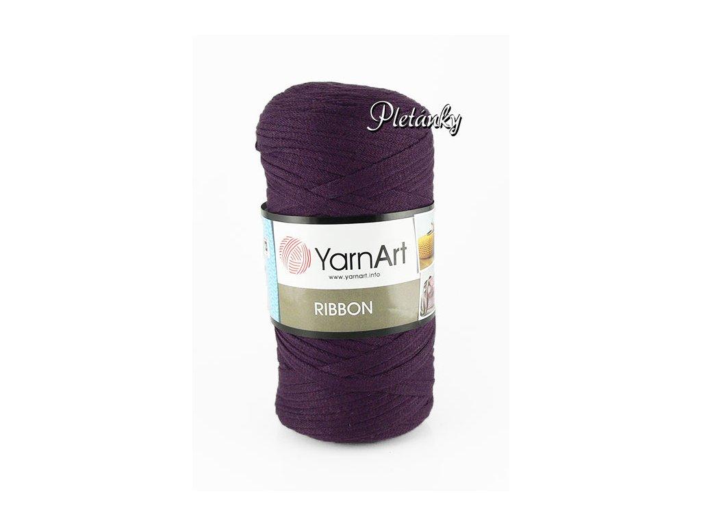 Ribbon 778 - tmavá fialová