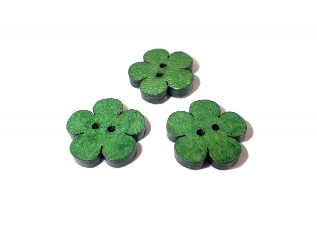 knoflik zeleny