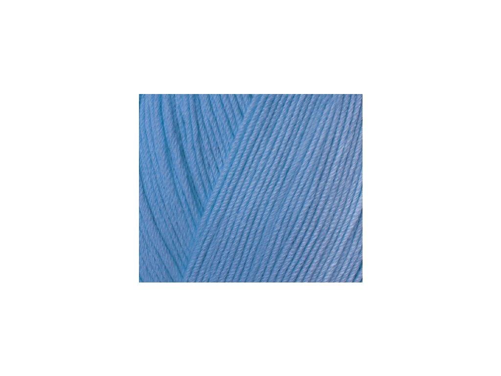 Příze Perlina 50106 - džínová modrá