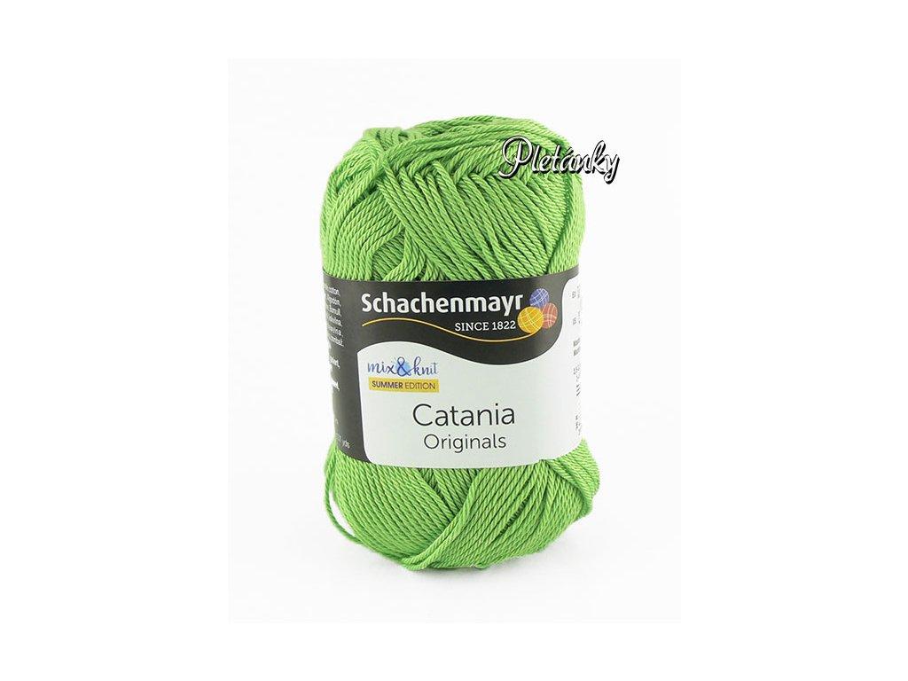 Příze Catania 418 - jarní zeleň