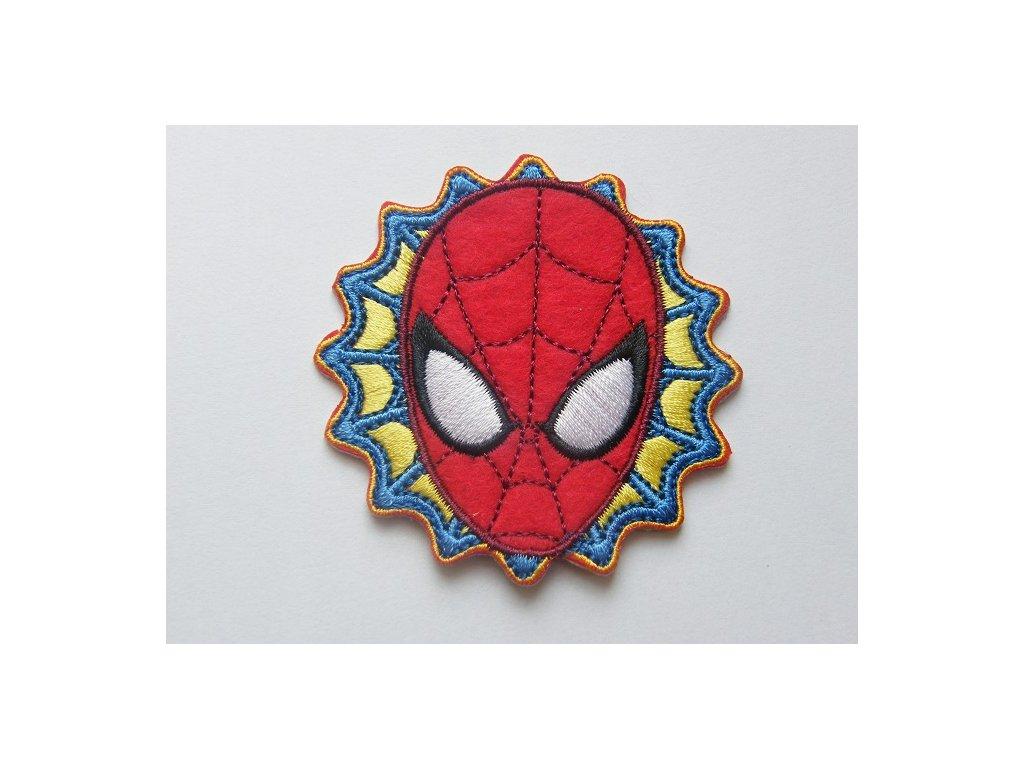 Nažehlovací aplikace - Spiderman 04