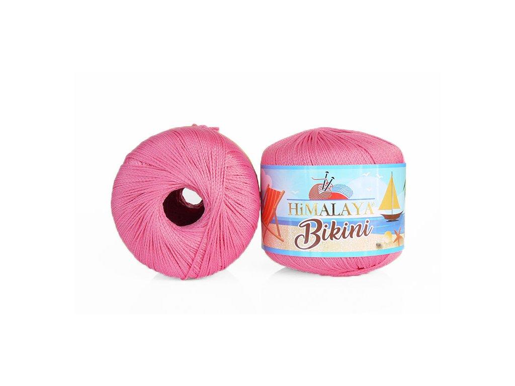 Příze Bikini 80605 - růžová