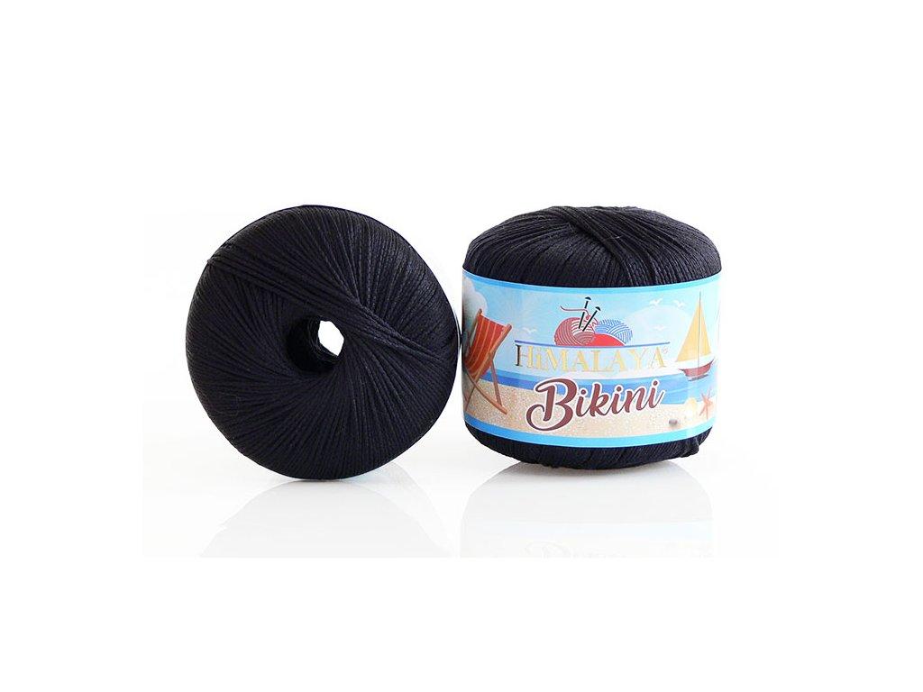 Příze Bikini 80612 - černá