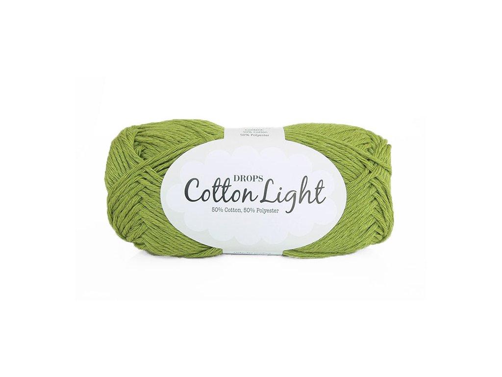 Příze DROPS Cotton light 11 - jablková