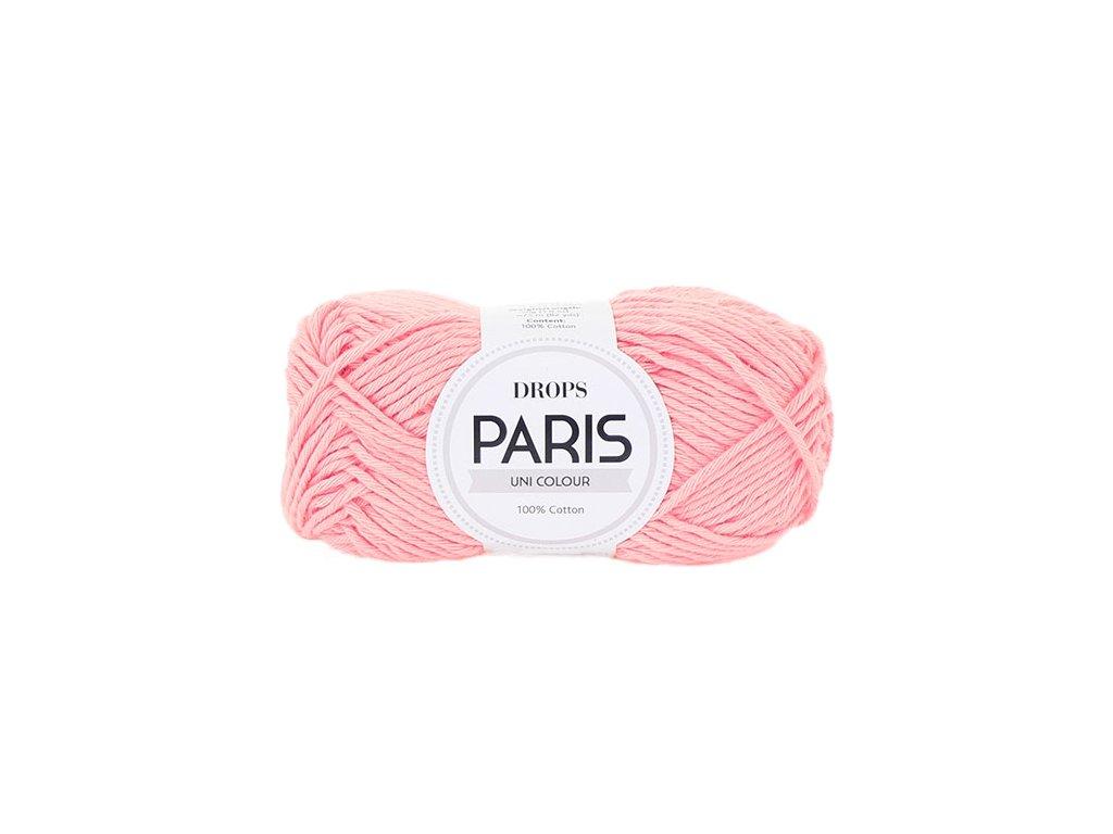 Příze Drops Paris 20 - světlá růžová