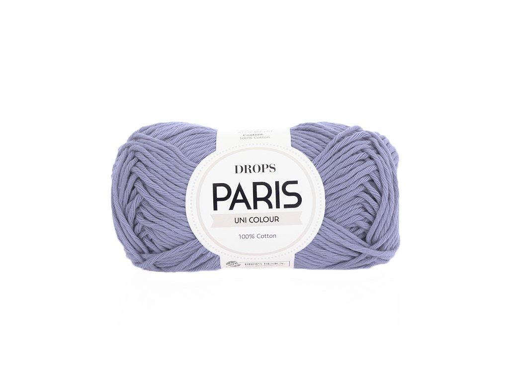 Příze Drops Paris 31 - fialová