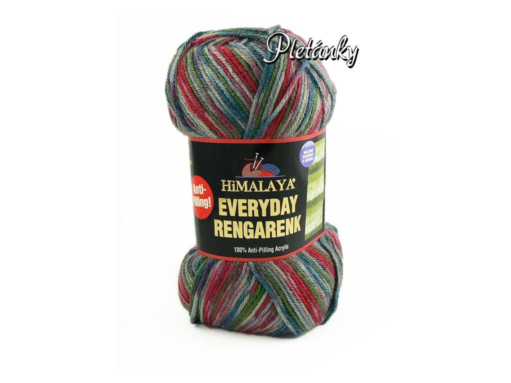 Příze Everyday Rengarenk - 70315