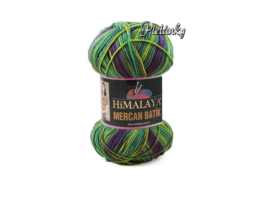 Příze Mercan batik 59523