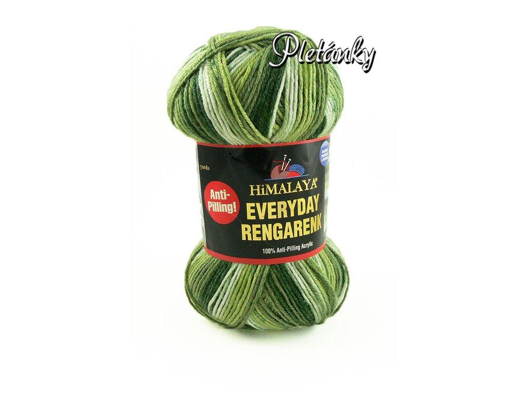 Příze Everyday Rengarenk - 70305