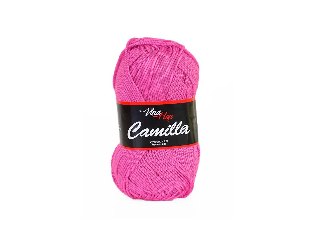 Příze Camilla 8037, VH