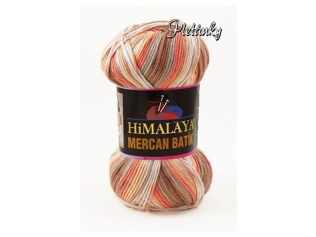 Příze Mercan batik 59526