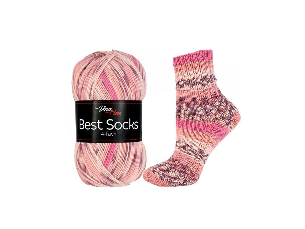 Příze Best Socks 7303