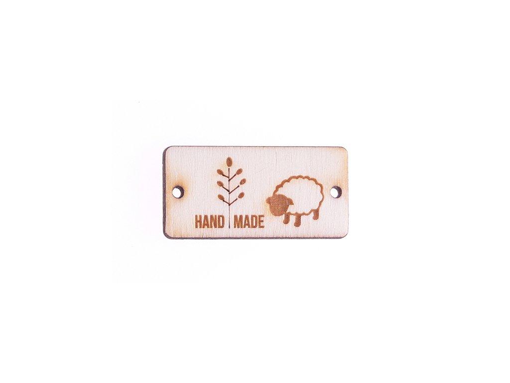 hand made ovečka