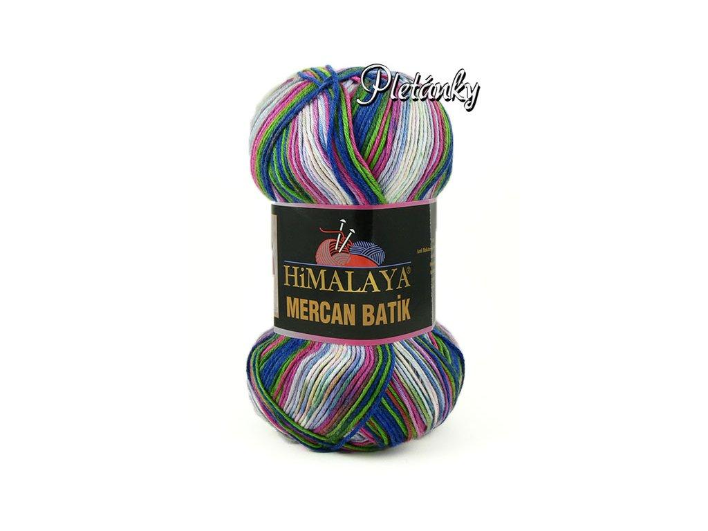 Příze Mercan batik 59520