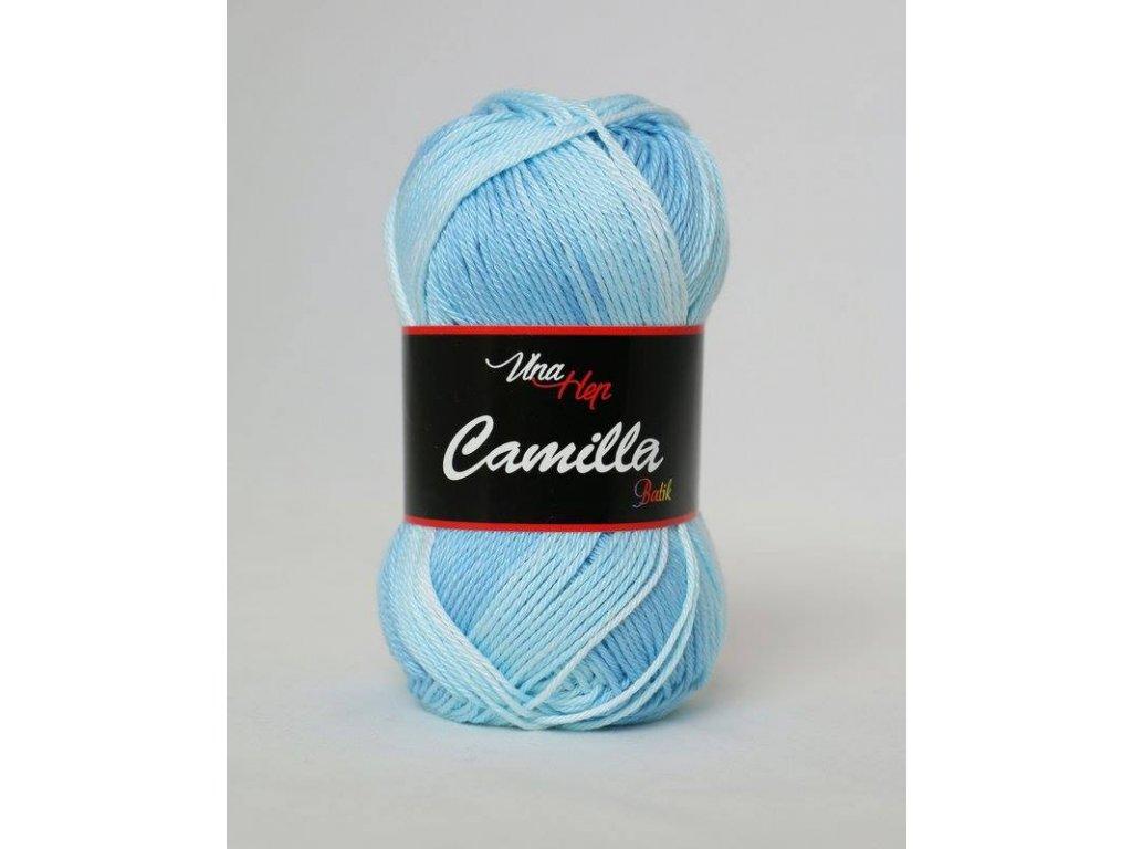 Příze Camilla batik 9612, VH