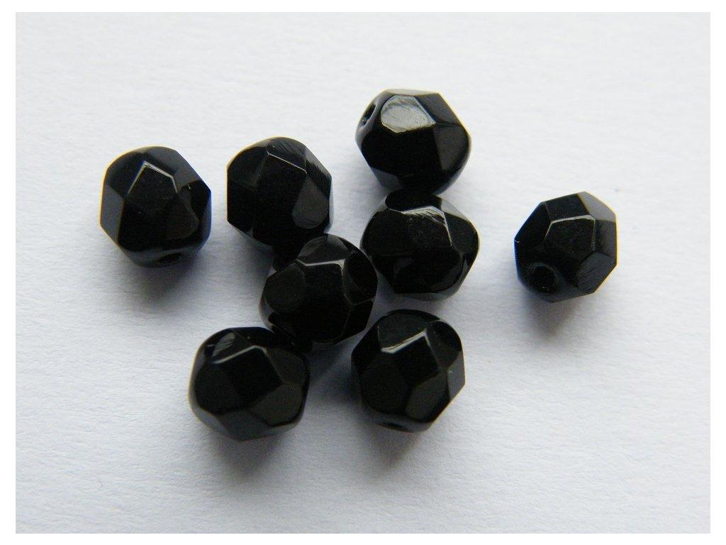 Ohňovky 6mm, 23980 - černá