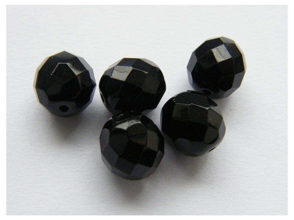 Ohňovky 10mm, 23980 - černá