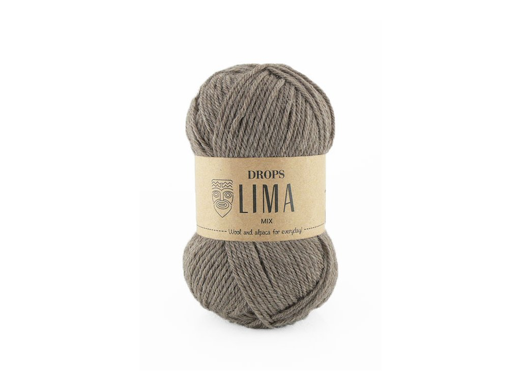 Příze DROPS Lima mix - 0619 béžová