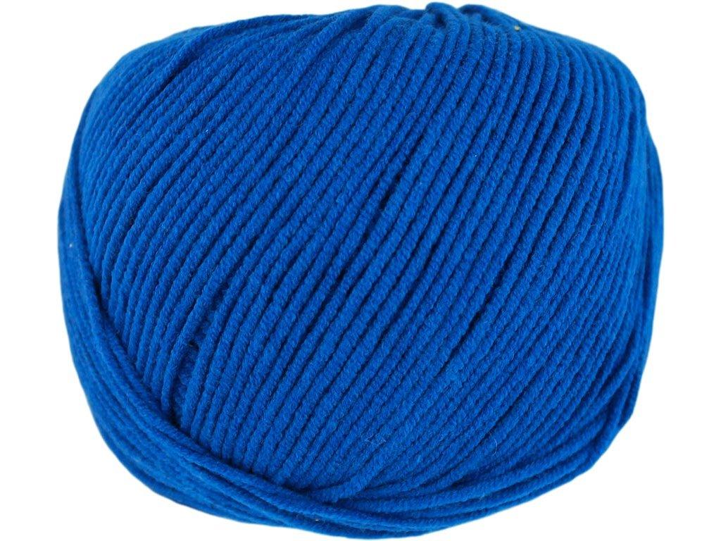 Příze Jeans 8112 královská modrá