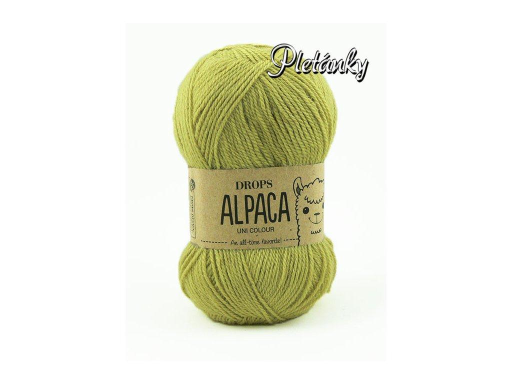 e811f16647e DROPS Alpaca - Pletanky