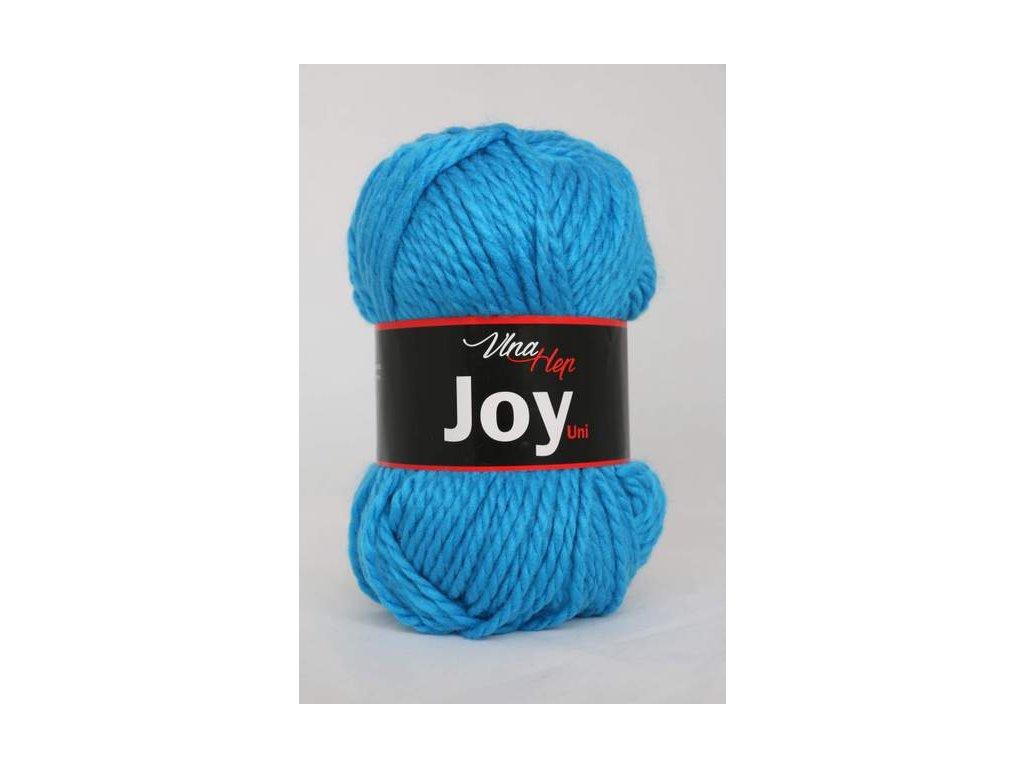 Příze Joy Uni 4306 - modrá