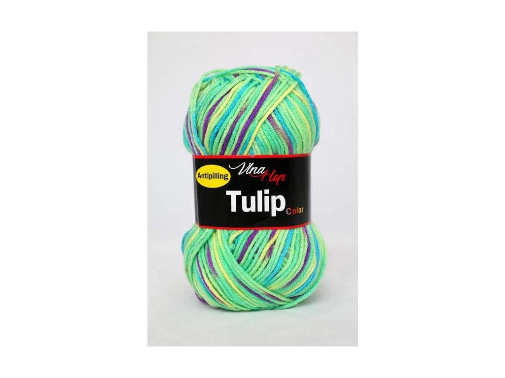 Příze Tulip color 5602