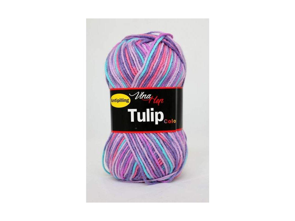 Příze Tulip color 5606