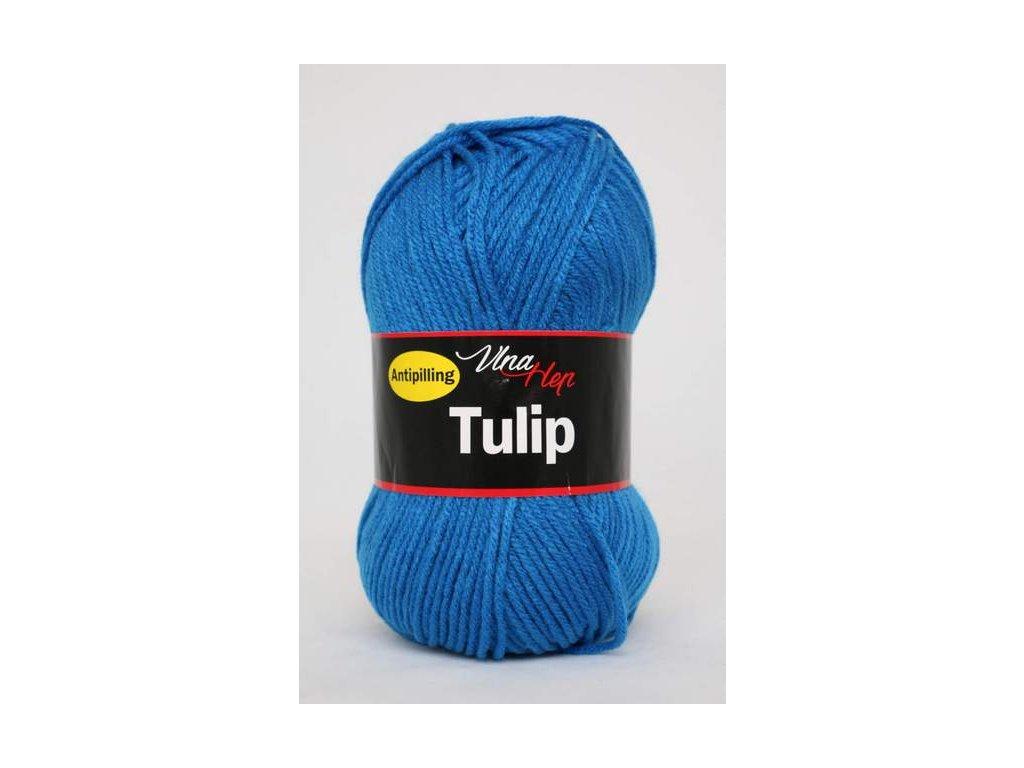 Příze Tulip 4128 - modrá