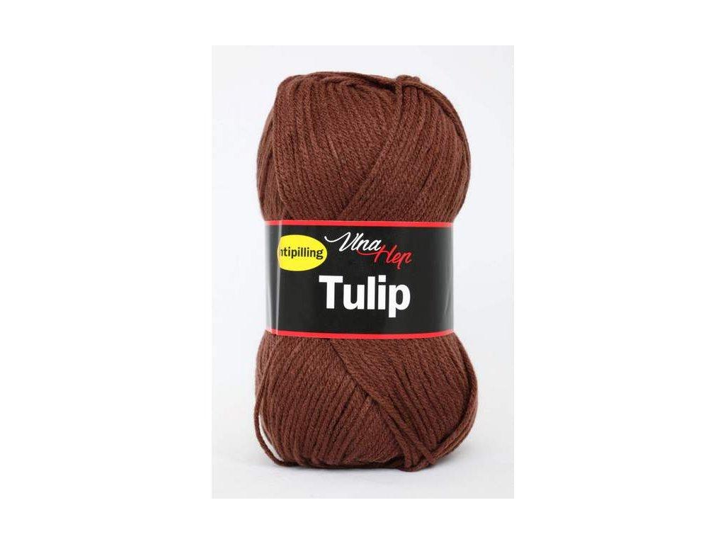 Příze Tulip 4220 - hnědá