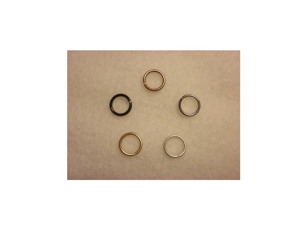 Kroužek spojovací 8mm