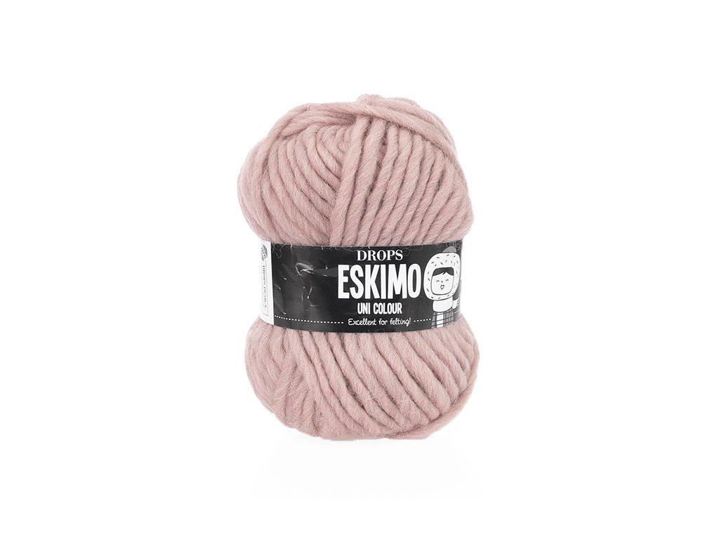 Příze DROPS Eskimo/Snow uni color 13 - velbloudí