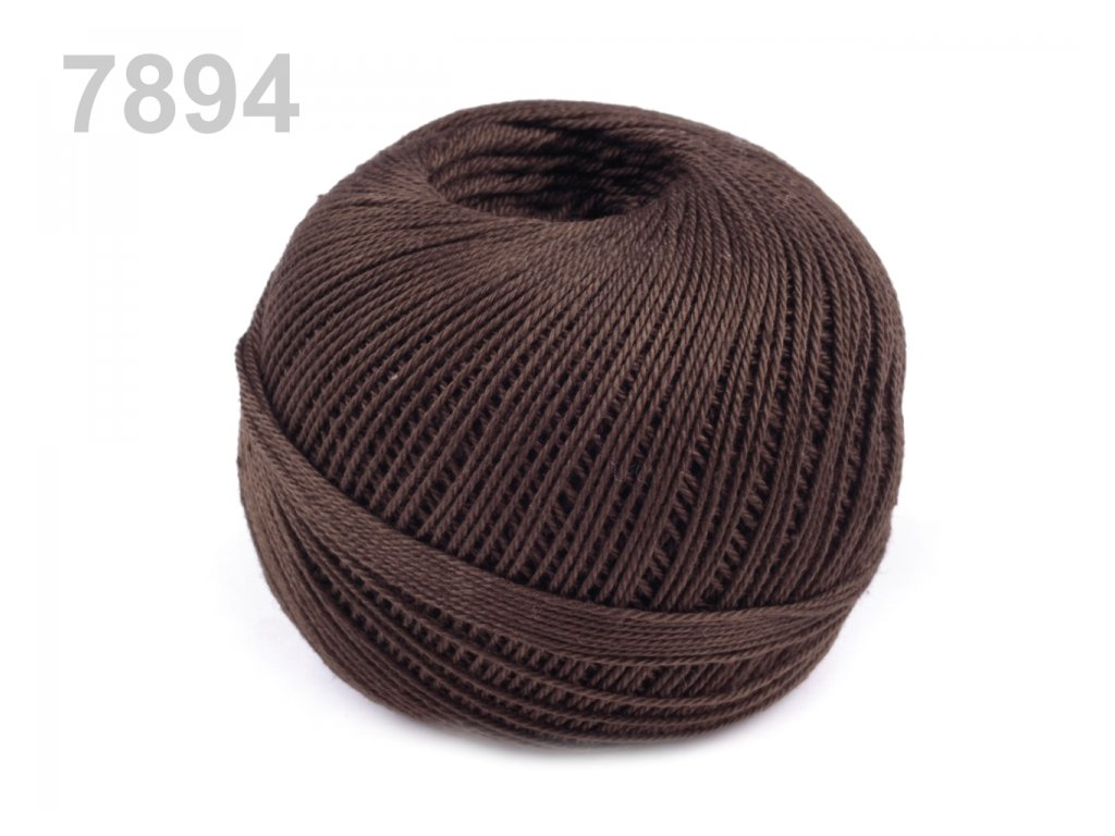 Sněhurka 7894 - tmavá hnědá