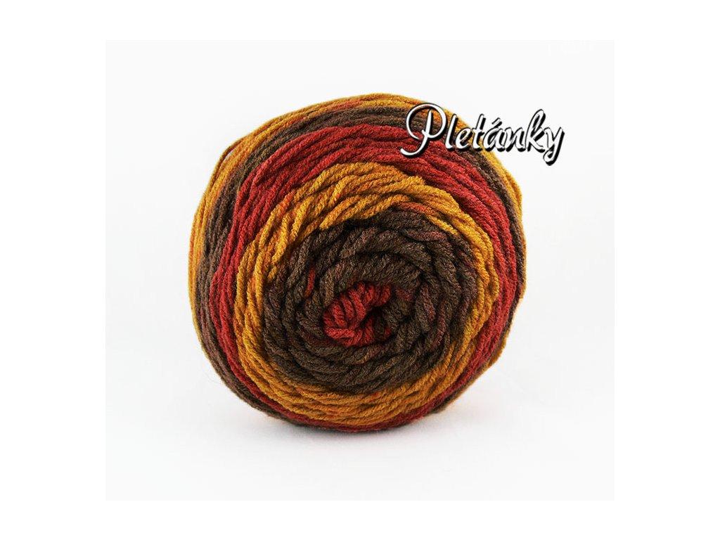 Sweet roll 1047-25 - podzimní listí